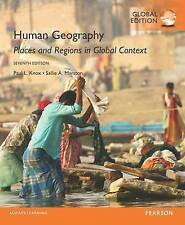 Human Geography: Places and Regions in Global Context by Sallie A. Marston, Paul