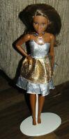 Mattel Barbie 2011 Disco Dress RARE