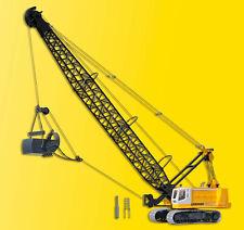 Kibri 11254 Liebherr Pelle à Câble Avec Pelle de Drag, Kit de Montage, H0