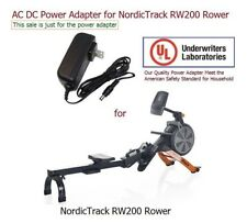 AC Adapter - Power Supply for NordicTrack RW200 Rower