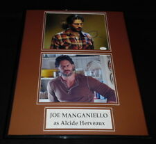 Photographs Joe Manganiello Signed Magic Mike Photo W/ Hologram Coa True Blood High Quality Materials Movies