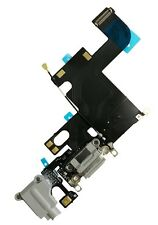 Charger Charging Port Dock Headphone Lightning Flex Cable for iPhone 6 GRAY
