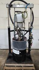 Graco King Pump Amp Air Motor 651 2 Post 55 Gallon Drum Un Loader 240945