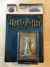Harry Potter Nano Metalfigs Die-Cast Figure Albus Dumbledore Toy Hp17 Jada New