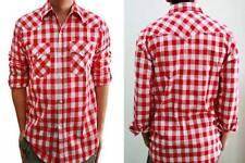 Men's Western Long Sleeve Casual Shirts