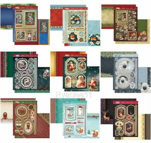 2021 New Hunkydory Full Card Kits CHRISTMAS Part 3 P&P Discounts