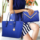 3PC Bags Set Women Fashion Leather Office Messenger Handbag Casual Shoulder Bags