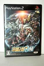SUPER ROBOT TAISEN ORIGINAL GENERATION GAIDEN GIOCO USATO OTTIMO PS2 ED JAPAN