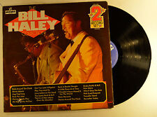 the bill haley collection 2lp  pda 006   uk import    vg+/m-