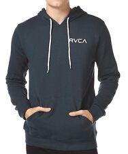 Men's RVCA Big Rvca Pullover Hoodie - Hooded Jumper. Size 2XL. NWT, RRP $75.99.