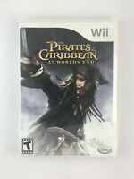 Pirates of the Caribbean: At World's End - Nintendo Wii Game - Complete & Tested