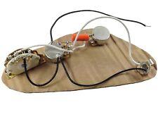 Telecaster/Tele Arnés de cableado CTS/Roble Grigsby/Interruptor de 4 vías Switchcraft