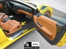 Carbon Fiber Lower Door Panels For Ferrari 360 Spider Modena