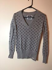 Zoo York Sweater Excellent Condition XS Deep V
