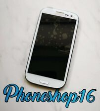 Original Samsung Galaxy S3 i9300 LCD Display Touchscreen Touch Glas Weiß