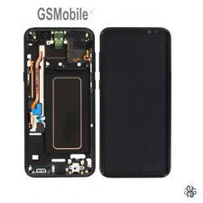 Display Pantalla LCD Touch Ecran Samsung Galaxy S8 Plus G955F Negro ORIGINAL