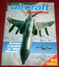 Aircraft Illustrated 1982 January Brymon,TTTE Cottesmore,Baby Lakes,305th F4G