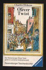 Oliver Twist – Charles Dickens  Jugendbuch mit Inhaltsangabe