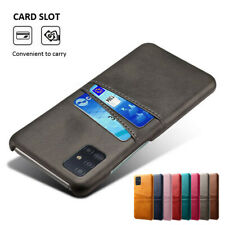 For Samsung Galaxy A52 A72 5G A51 A71 Leather Case Wallet Credit Card Slot Case