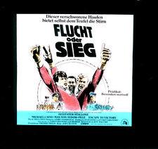 Flucht oder Sieg ORIGINAL Kino-Dia / Film-Dia / Diacolor / Sylvester Stallone