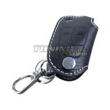 Key Case Key Case Flipkey Flip Key Leather White 2t for Vauxhall
