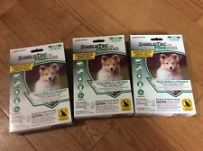 ShieldTec Plus For Dogs Flea & Tick 16-33 Lbs 12 month supply