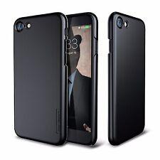 """[Jet Black] IronGram Meta Slim Ultra Thin Fit Metallic Case for iPhone7 4.7"""""""