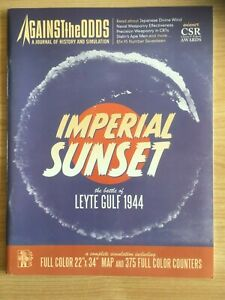 ATO 17 Imperial Sunset  (Unpunched ZipLock) Against The Odds