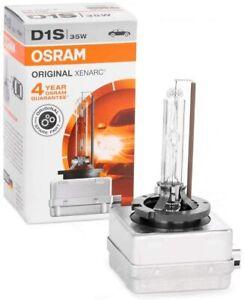 Osram 66140 Xenarc D1S 35W 4150K HID Xenon Headlight Bulb PK32d-2 Globe