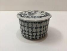 Nymolle of Denmark Small Ceramic Lidded Box / Dresser Jar by Bjorn Wiinblad