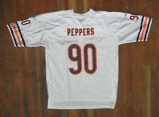 CHICAGO BEARS Football White #90 JULIUS PEPPERS JERSEY Shirt Sz Adult Men's XL