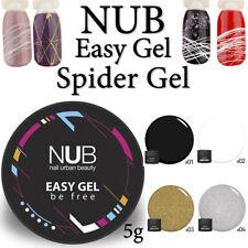 NUB Nail Urban Beauty EASY GEL LED/UV Spider Gel 5g Nail Design