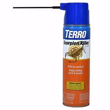 Terro 19 Oz. 2-Way Spray Aerosol Spray Scorpion & Spider Killer T2101-6  - 1