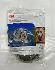 3m Half Facepiece Reusable Respirator 6200 Medium