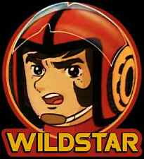 70's Cartoon Classic Star Blazers Derek Wildstar custom tee Any Size Any Color