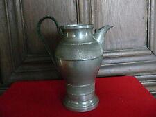 Pewter Jug Tin Pot Pots of 200 years old
