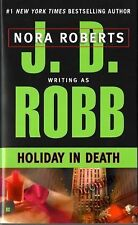 Holiday in Death by J. D. Robb (1998, Hardcover, Prebound)