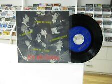 """Los MUSTANG 7 """" E.P.Spanisch El U-Boot Gelb + 3. 1966"""