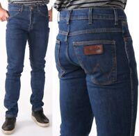 Wrangler Herren Jeans Hose Spencer Darkstone W29 - W38