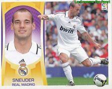 10A WESLEY SNEIJDER NETHERLANDS REAL MADRID STICKER ESTE LIGA 2010 PANINI