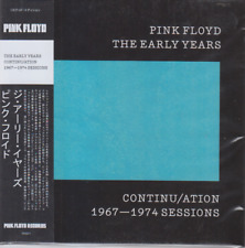 PINK FLOYD  The Early Years. Continu/Ation: 1967-1974 Sessions CD MINI LP