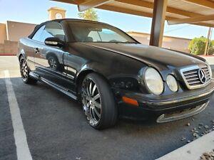 2003 Mercedes-benz clk430 base 4.3l