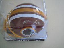 Matt Jones Autographed Redskins Mini Helmet - PSA