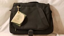"""Targus Spruce Messenger Laptop Case Eco Smart NEW with tag black case 15.6"""""""