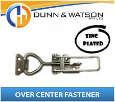 Small Z/P Over Centre / Center Fastener, Latch, Catch - Camper Trailer, Caravan