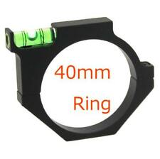 2018 Rifle Scope Metal Alloy Bubble Level For 40MM Ring Mount Holder for Hunting