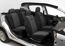Conjunto de gris de alta calidad de protectores de cubiertas de asiento Para Ford Focus MK3