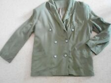 Veste  blazer verte /kaki T.42 femme