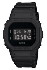 Casio G-shock Solid Colors DW-5600BB-1 Men's Watch [Limited] Import