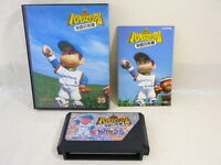 KYUKYOKU HARIKIRI STADIUM HEISEI GANNEN Famicom Nintendo Japan Boxed Game fc